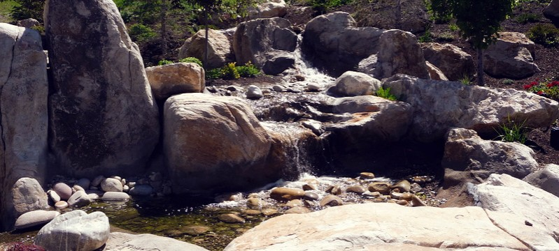 Bountiful Water Features