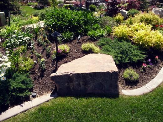 Boulder Placement