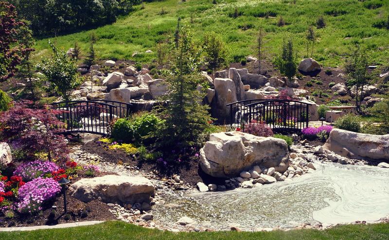 Bountiful Ponds