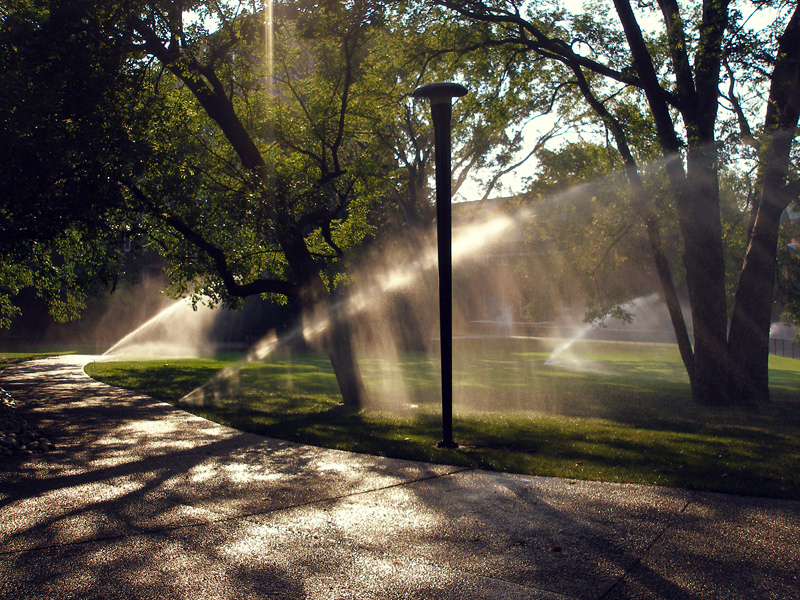 Irrigation Systems, Upgrades, Repairs, Service Startup, and Winterizing