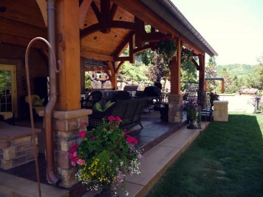 Patios, Decks, Walk Ways, Pergolas, Outdoor BBQ's and Kitchens