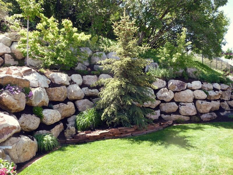 Retaining Walls