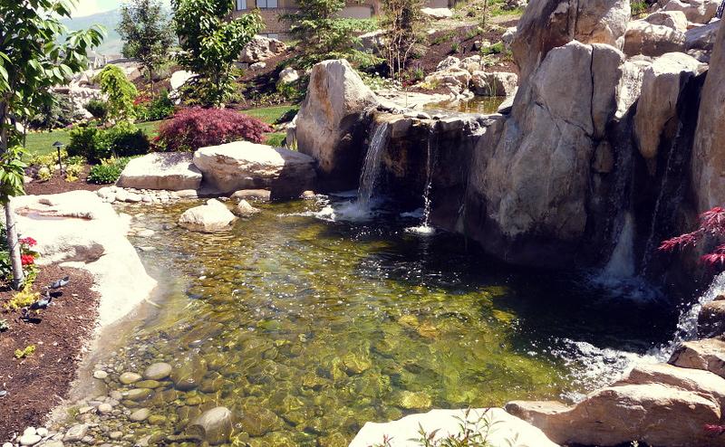 Salt Lake City Ponds