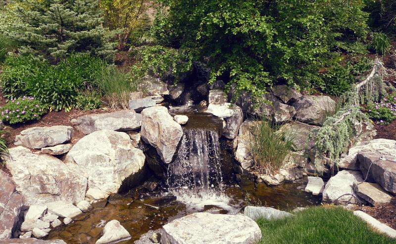 Salt Lake City Waterfalls